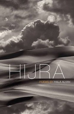 Hala Alyan Poetry book Hijra